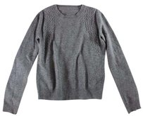 Cashmere Good Gray Sweater