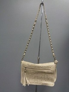 Urban Expressions Embellished Chain Braided B3219 Shoulder Bag