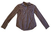 Urban Outfitters Bdg Flannel Button Down Shirt
