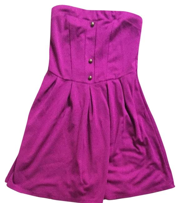Preload https://item1.tradesy.com/images/urban-outfitters-magenta-short-casual-dress-size-6-s-3414265-0-0.jpg?width=400&height=650