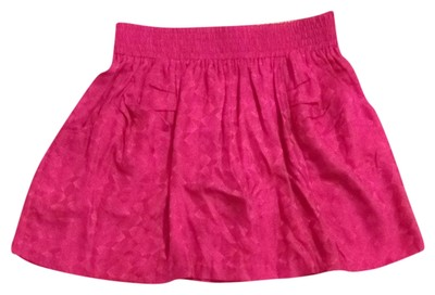 Urban Outfitters Skirt Magenta