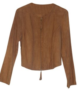 Vakko Suede brown Jacket