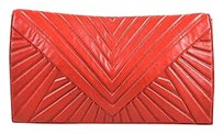 Valentino Garavani Red Clutch