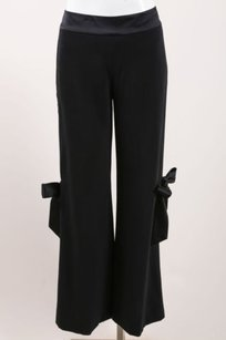 Valentino Wool Wide Leg Pants