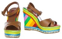 Valentino Multicolored Wedges