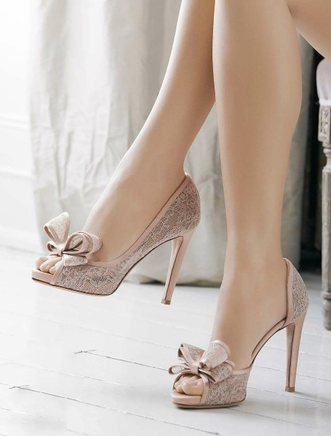 discounts cheap online cheap sale from china Valentino Lace D'Orsay Pumps MdUuizpEs