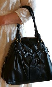 Valentino Sexy Made In Italy Tote in Black