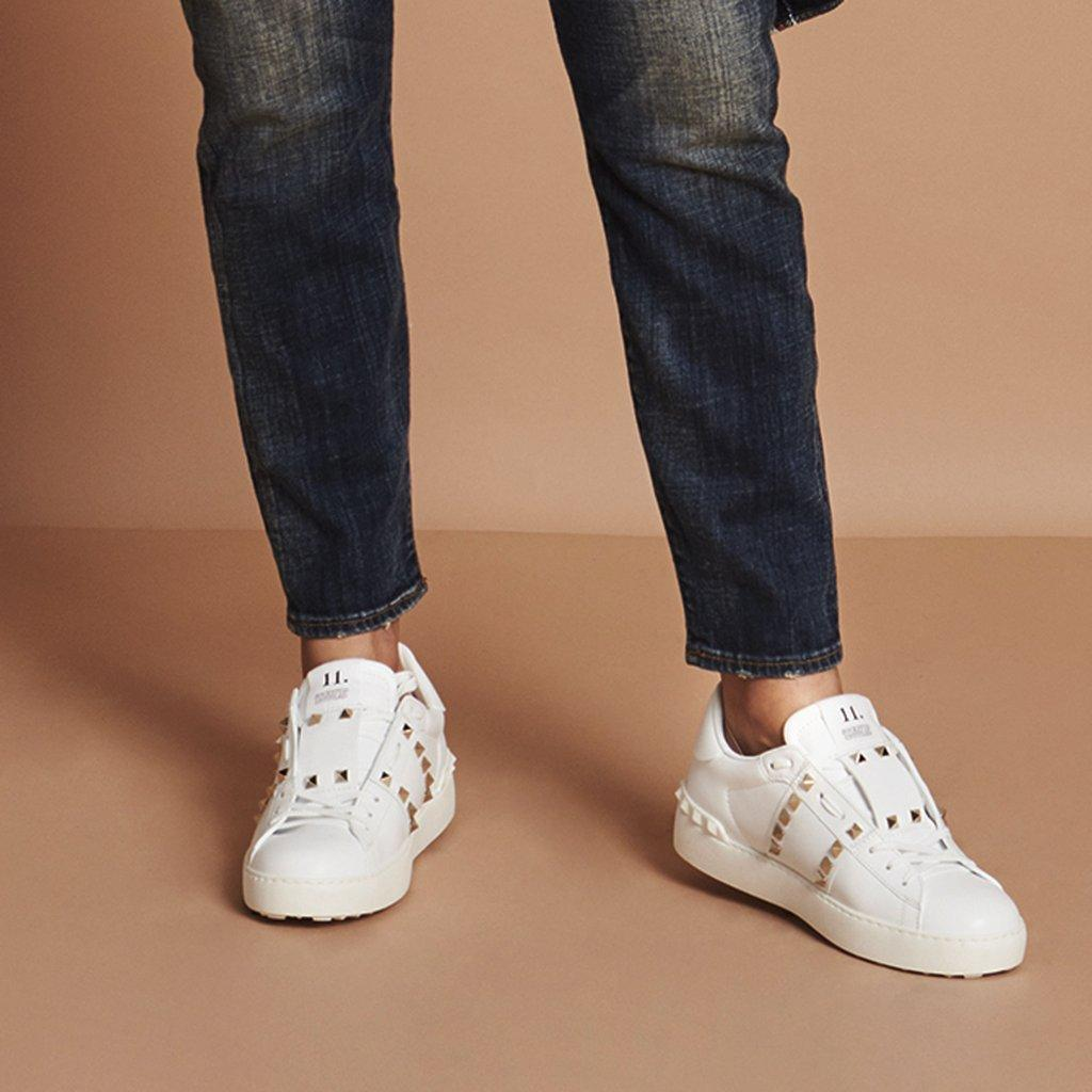 buy cheap best store to get free shipping with paypal Valentino Rockstud Untitled sneakers free shipping fast delivery BVvH3CL
