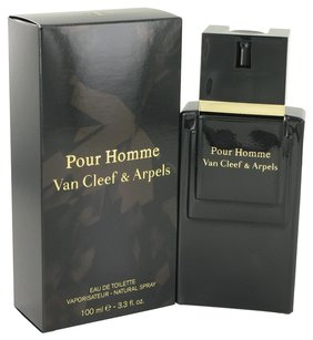 Van Cleef & Arpels VAN CLEEF by VAN CLEEF & ARPELS ~ Men's Eau de Toilette Spray 3.4 oz