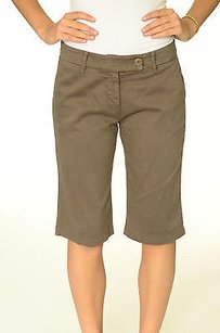 Velvet by Graham & Spencer Bermuda Shorts Beige