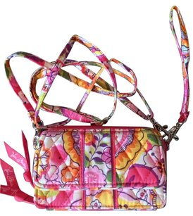 Vera Bradley All in one Crossbody wallet hipster