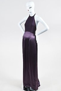 Purple Maxi Dress by Vera Wang Eggplant