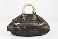 Versace Gianni Couture Tote in Brown