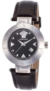 Versace Croc-Embossed Watch - Women's