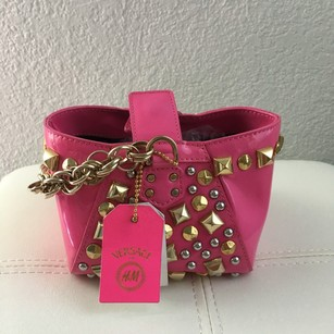 Versace for H&M Wristlet in Pink