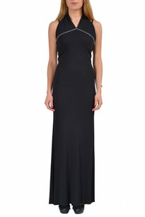Black Maxi Dress by Versace Maxi Maxi