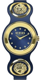 Versace New! Versus Versace Watch Only Time Woman Versus The Icon