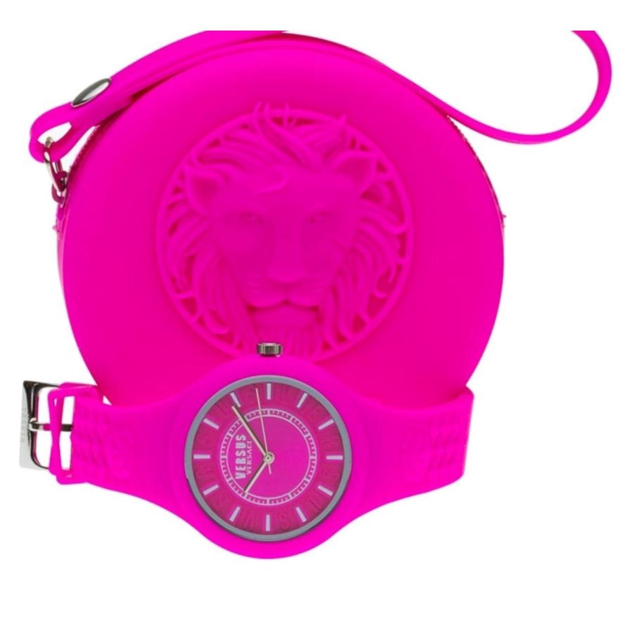 Versace New Pink Versace VERSUS watch SOQ130017