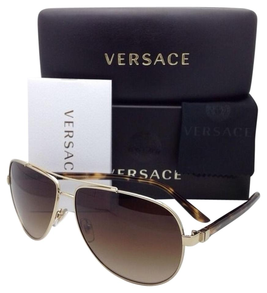 Versace Sunglasses Gold Frame : Versace Sunglasses Versace Accessories Tradesy