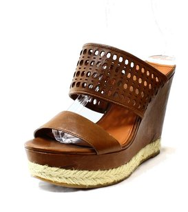 Via Spiga Leather New Without Tags Sandals