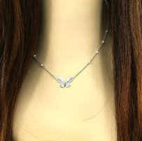 Victoria Casal ,Victoria,Casal,18k,Gold,Diamonds,Ladies,Fly,Me,Butterfly,Necklace