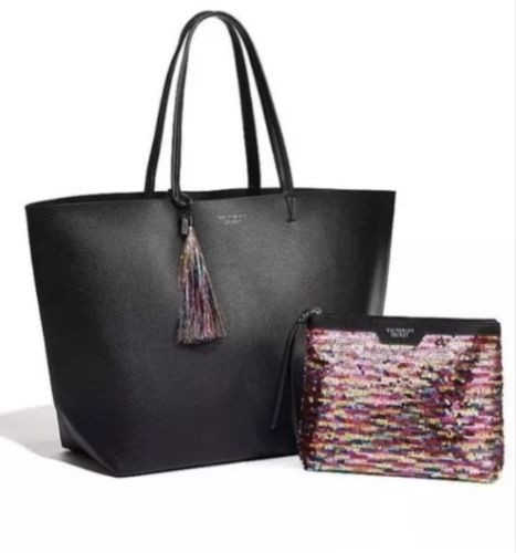 Victoria's Secret 2016 Friday Limited Edition With Sequin Mini Bag ...