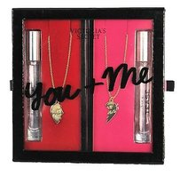 Victoria's Secret Victorias Secretyoumefriendship Necklace2 Edpbombshellnoir Tease Gift Set