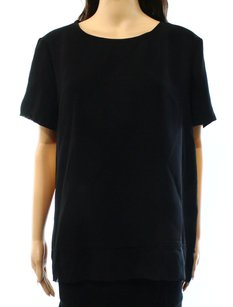 Vince 100% Polyester Top