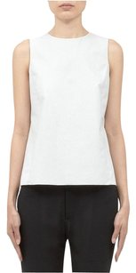 Vince Perforated Top White