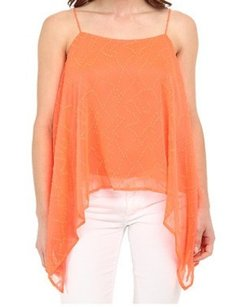 Vince Camuto 100% Polyester 9135018 Top