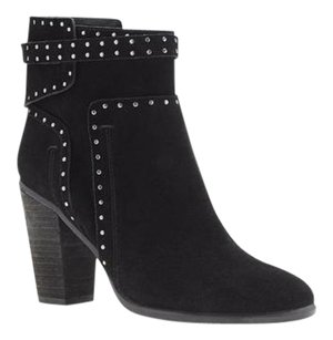Vince Camuto Faythes black suede Boots