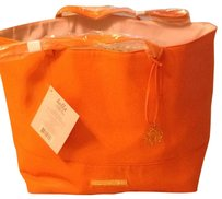 Vince Camuto Geniune Pendent Tote in Orange