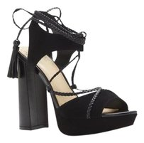 Vince Camuto Kaelena Lace-up black Sandals