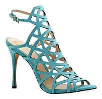 Vince Camuto Kristana Cage turquoise Sandals