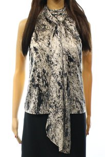 Vince Camuto New With Tags Polyester Sleeveless 3534-1500 Top