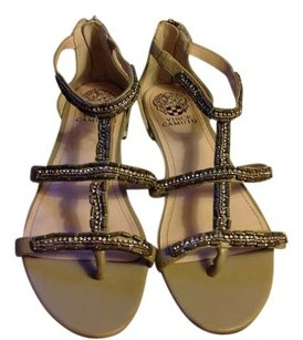 Vince Camuto Olive/Taupe Sandals