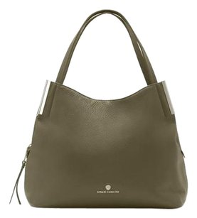 Vince Camuto Tina Tote in STONE GRAY MATTE