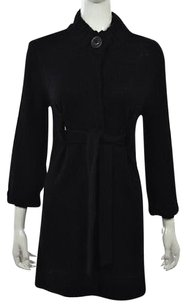 Vince Womens Cardigan Casual Long Sleeve Wool Jacket Sweater