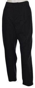 Vince Womens Casual Rayon Cropped Trousers Pants