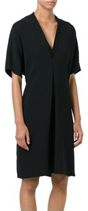 Vince short dress Black Double Lbd on Tradesy