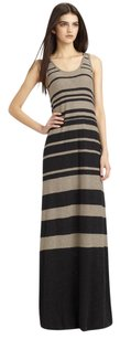 Maxi Dress by Vince Striped Knit Tank