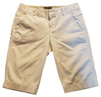 Vince Tan Long Bermuda Shorts Khaki