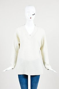 Vince Ivory Wool Sweater