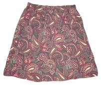Vintage Clothing Skirt multicolor