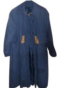 Vintage Clothing Womens Raincoat