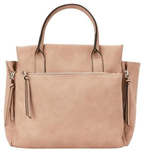 Violet Ray Satchel in Camel