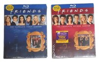 Warner Bros. Studio Store New Friends The Complete Season 1 and 2 Blue Ray