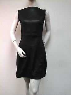 Waverly Grey Little Leo Faux Leather Withtags Sleeveless Dress