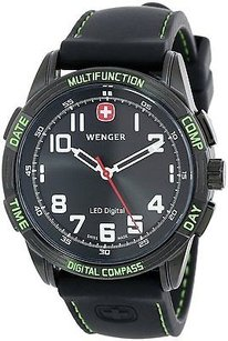 Wenger Wenger Nomad Led Compass Mens Watch 70433