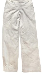 White House | Black Market Wide Leg Pants Off-White